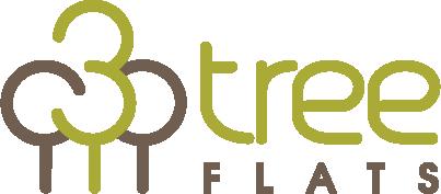 3 Tree Flats Logo